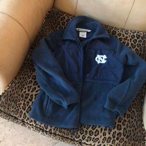 Size 8 Columbia fleece jacket